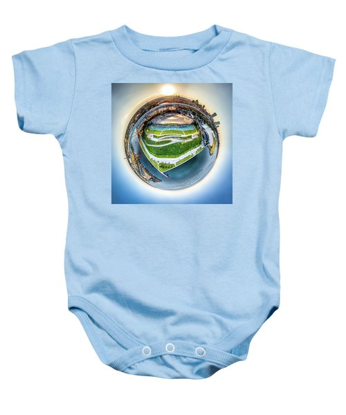 Planet Summerfest Baby Onesie