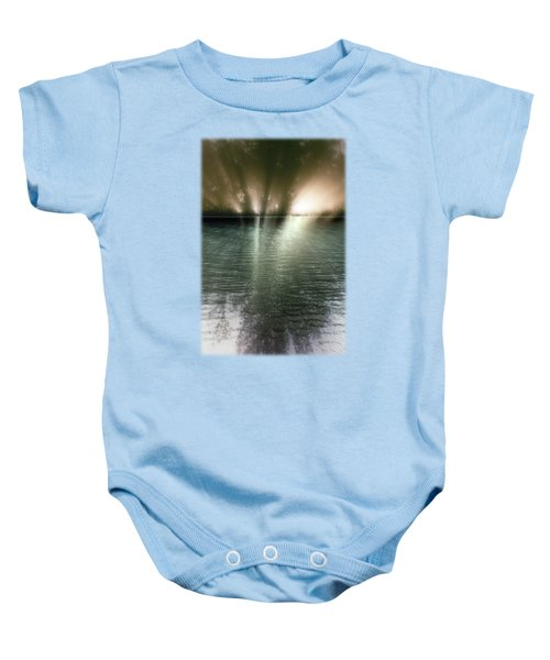Play Misty For Me Baby Onesie