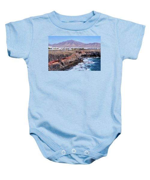 Playa Blanca - Lanzarote Baby Onesie