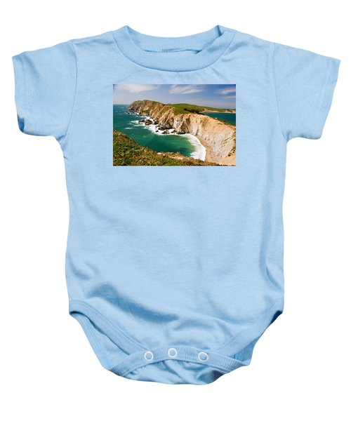 Point Reyes National Seashore Baby Onesie