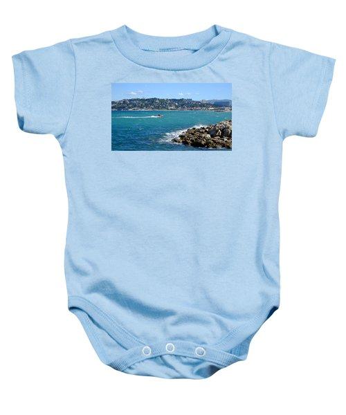 La Pointe Rouge Marseille Baby Onesie