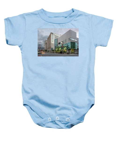 Portland Public Library, Portland, Maine #134785-87 Baby Onesie