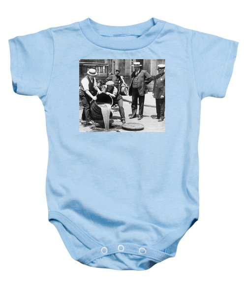 Prohibition, C1921 Baby Onesie
