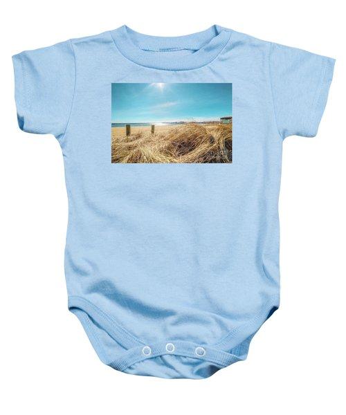 Provincetown Harbor Baby Onesie