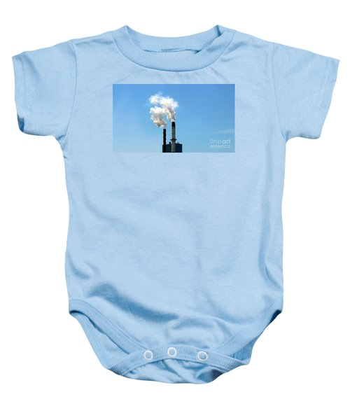 Baby Onesie featuring the photograph Quit by Stephen Mitchell