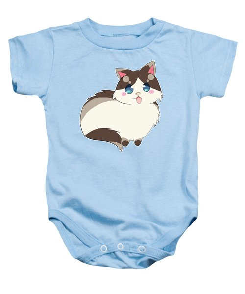 Ragdoll For Life Baby Onesie