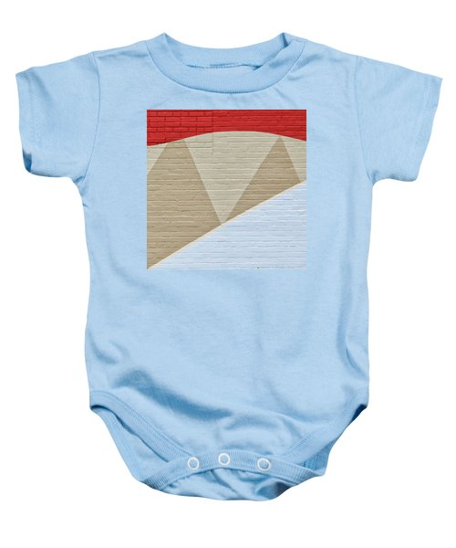 Baby Onesie featuring the photograph U-haul Art by Eric Lake