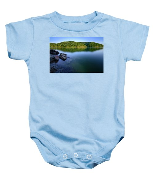 Reflections Of Tranquility Baby Onesie