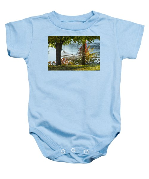 Relax By The Water Baby Onesie