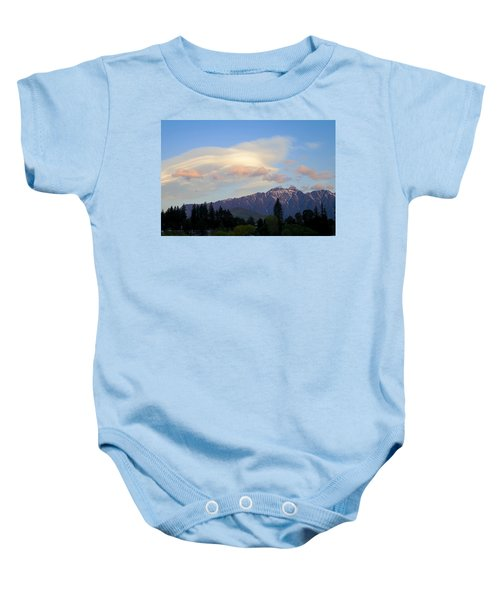 The Remarkables Baby Onesie