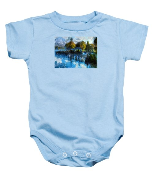 Riverview Baby Onesie