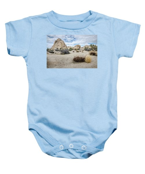 Rock Tower No.2 Baby Onesie