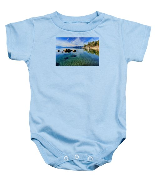Sands Of Time 2 Baby Onesie