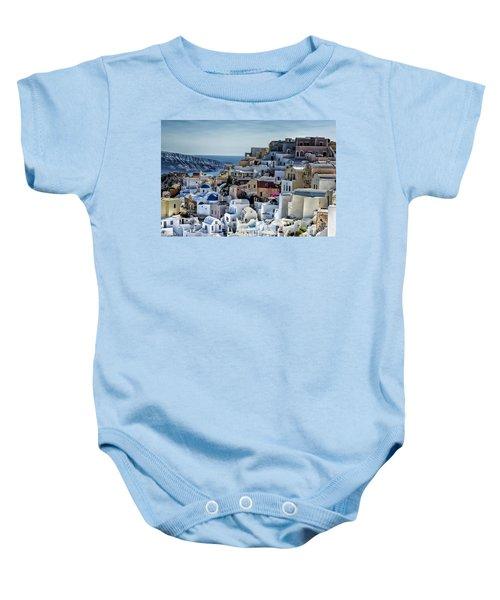 Santorini Baby Onesie