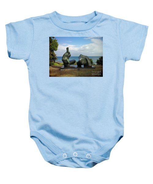 Scapes Of Our Lives #9 Baby Onesie