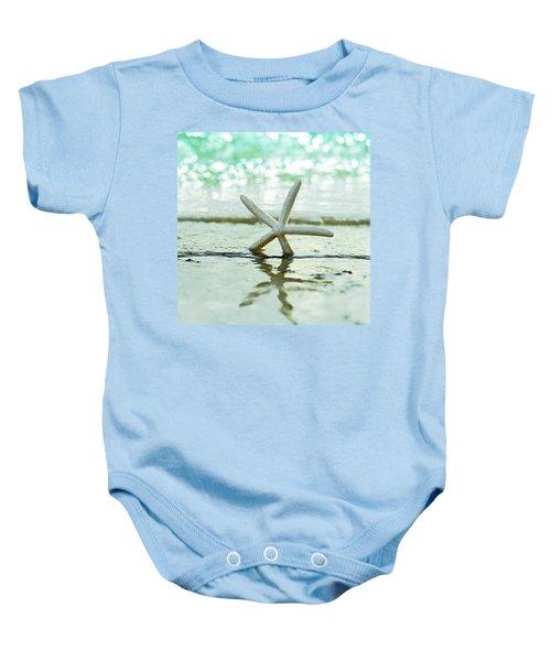 Sea Star Baby Onesie