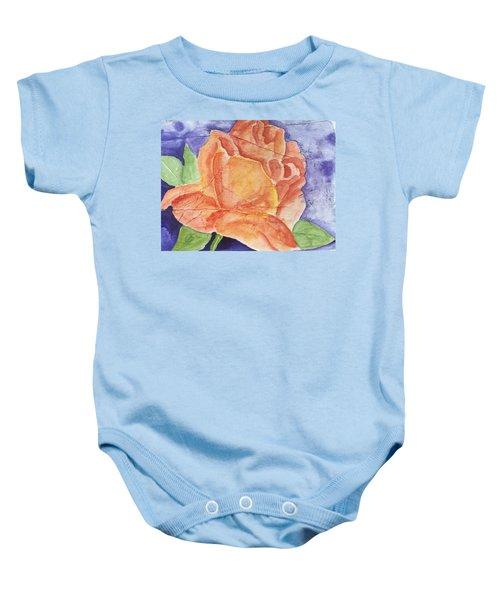 Second Rose Baby Onesie