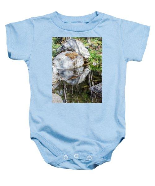 Serene Reflections Baby Onesie