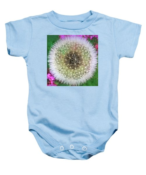 She Loves Me, She Loves Me Not Baby Onesie