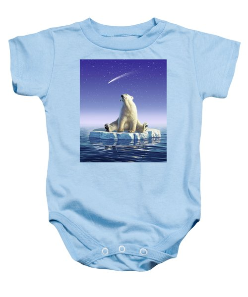 Shooting Star Baby Onesie