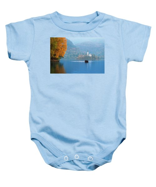 Shorewards Baby Onesie