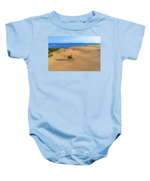 Silver Lake Dunes Baby Onesie