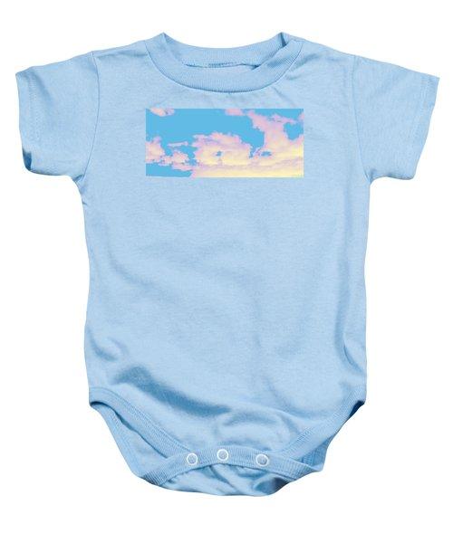 Sky #6 Baby Onesie