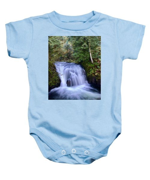 Small Cascade Baby Onesie