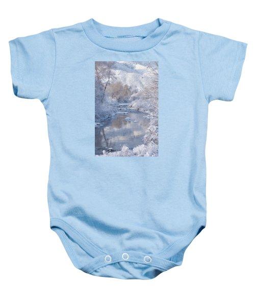 Snow Creek Baby Onesie