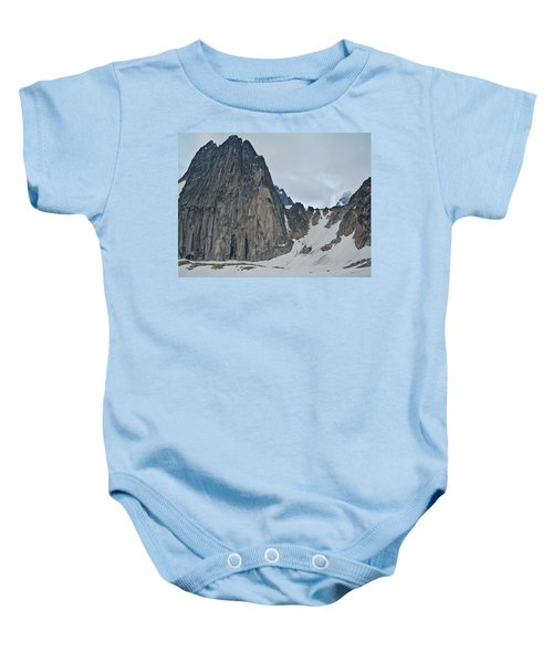 Snowpatch Col Baby Onesie
