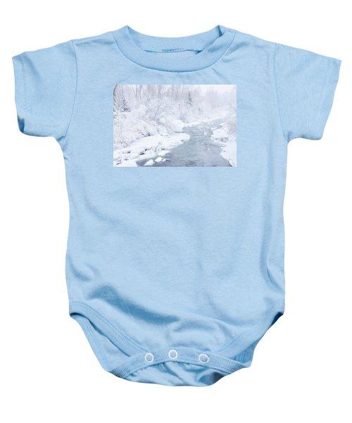 Snowy River Baby Onesie
