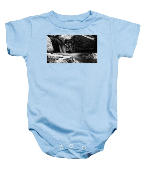 soft and sharp at the Bode, Harz Baby Onesie