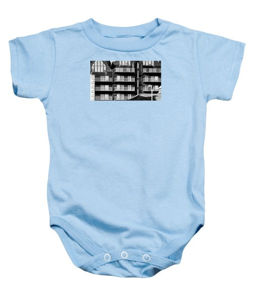 Baby Onesie featuring the photograph Sold Out by Pedro Fernandez