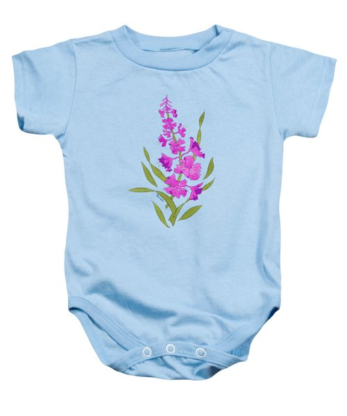 Solo Fireweed Shirt Image Baby Onesie