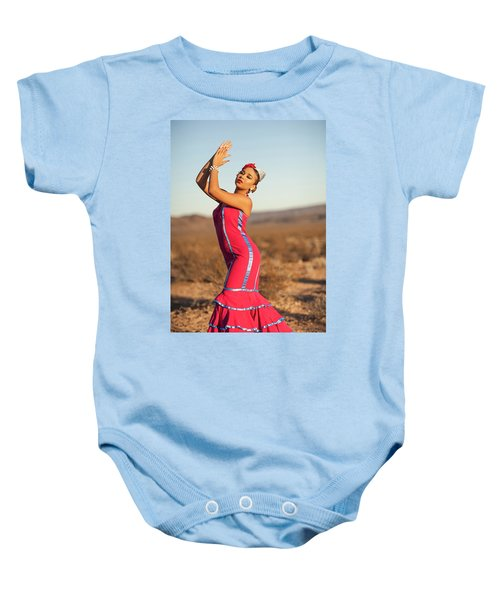 Spanish Dancer Baby Onesie