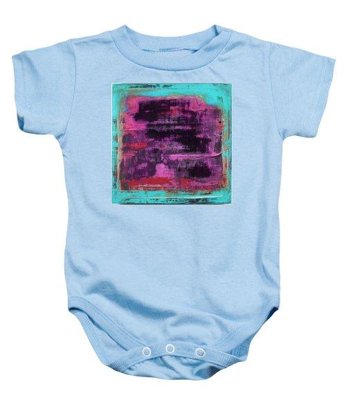 Art Print Square1 Baby Onesie