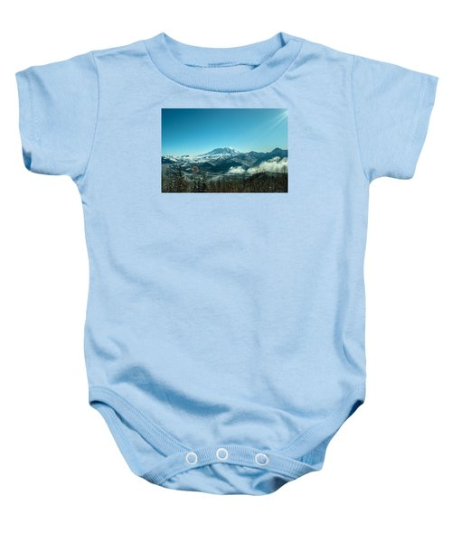 St Helens Big View Baby Onesie