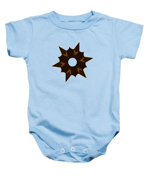 Star Record No. 2 Baby Onesie by Stephanie Brock