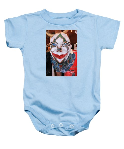 Staring Back At You Baby Onesie