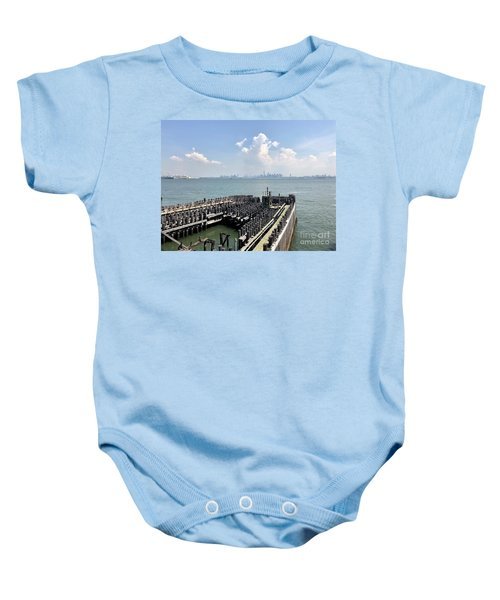 Staten Island  Baby Onesie