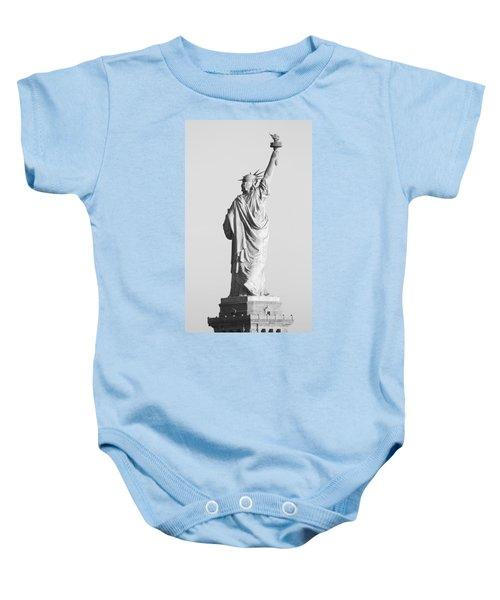 Statue Of Liberty Baby Onesie