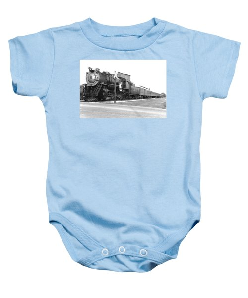 Steam In Motion Baby Onesie