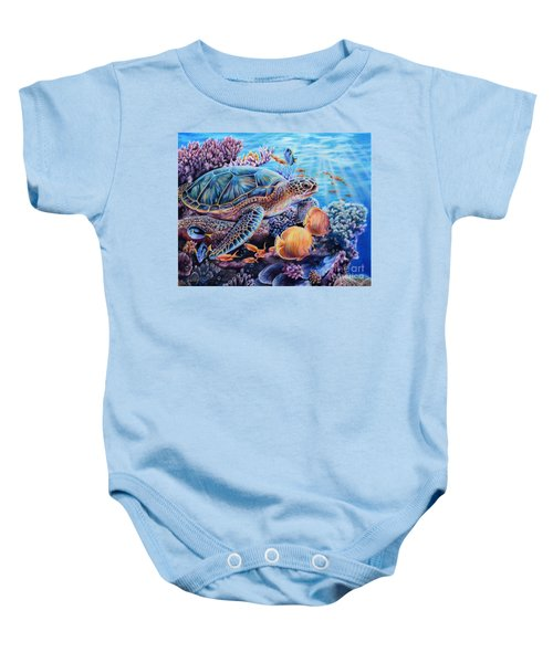 Stories I Tell Baby Onesie
