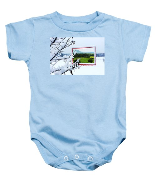 Summer Dreams Baby Onesie