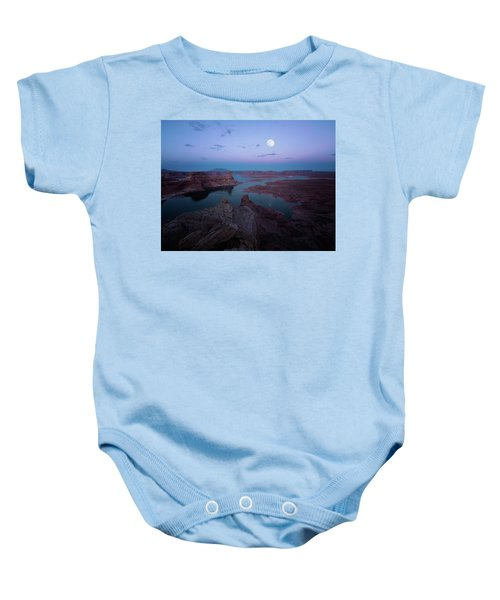 Summer Night Baby Onesie