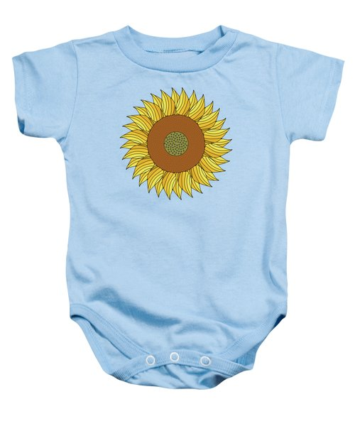Sunny Day Baby Onesie by Absentis Designs