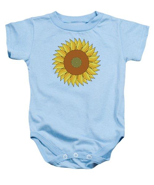Sunny Day Baby Onesie