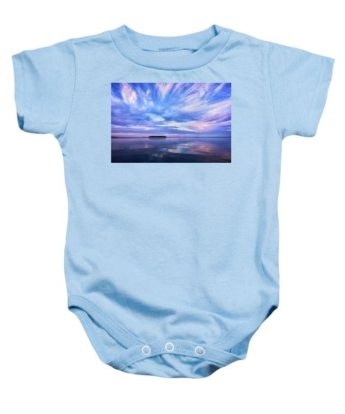 Sunset Awe Baby Onesie