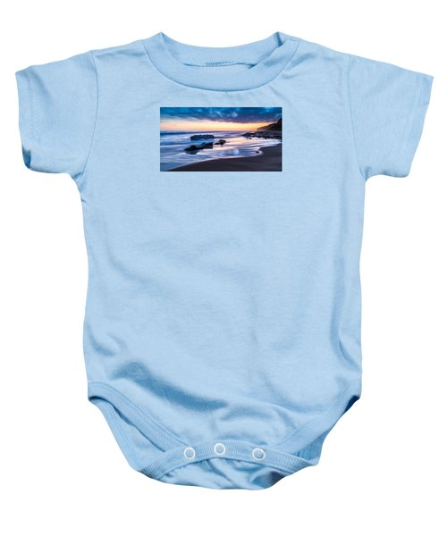 Sunset Shine Baby Onesie