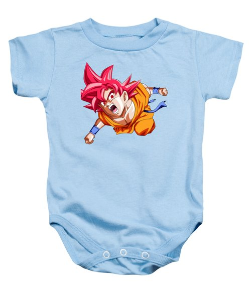 Dragon Ball Super Baby Onesie
